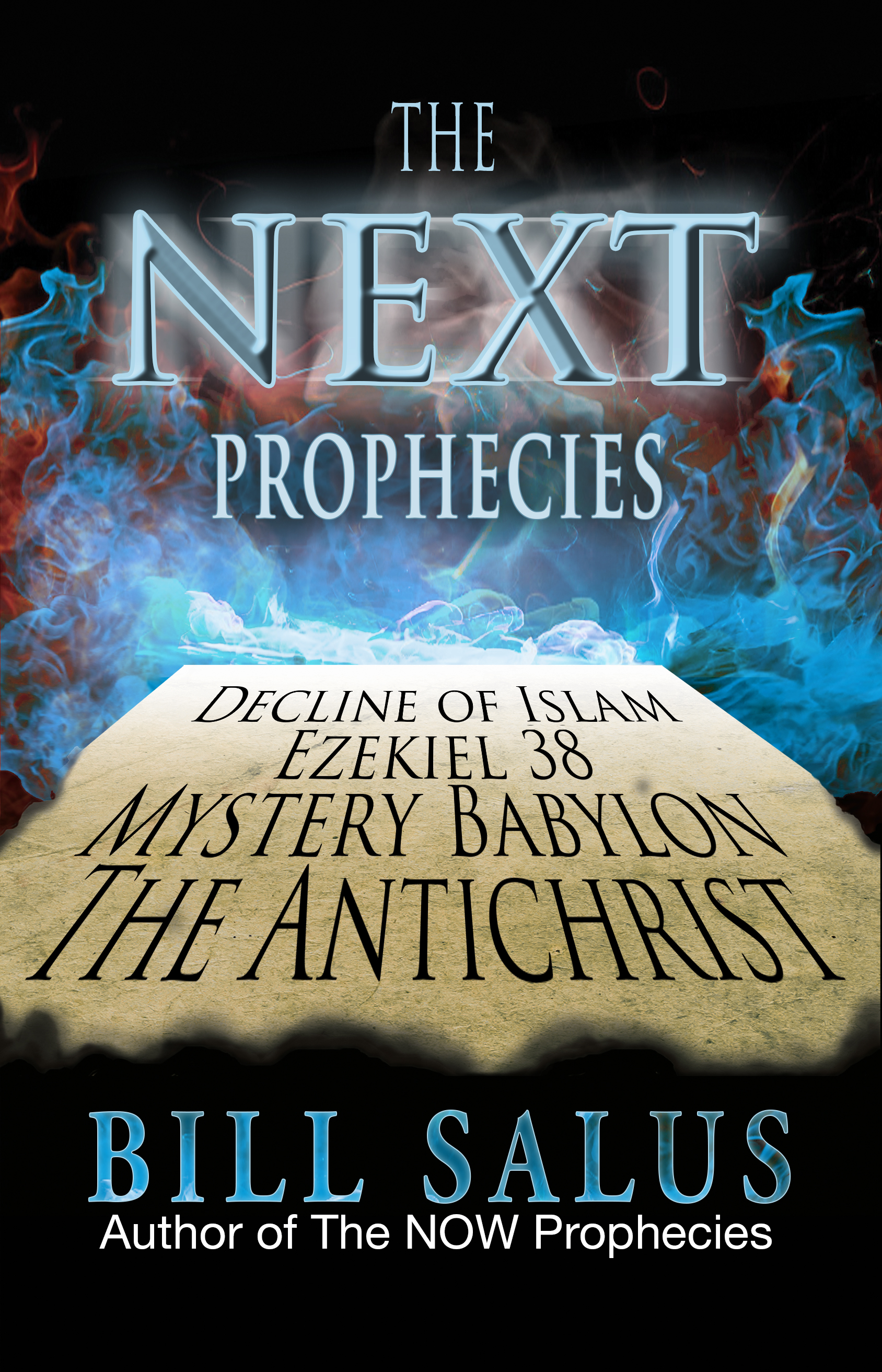 ORDER THE NEXT PROPHECIES ...